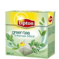 Lipton reinventează gustul ceaiului verde şi alb
