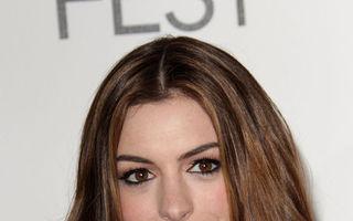 8 coafuri sexy a la Anne Hathaway