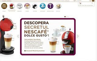 Cu un singur click aduci coffee shop-ul la tine acasă!