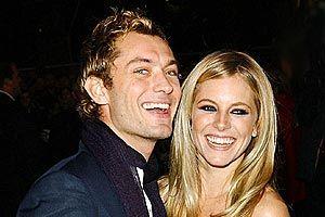 Jude Law şi Sienna Miller s-au despărţit