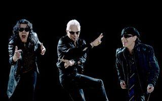 Scorpions la Bucuresti. Se pun in vanzare biletele!