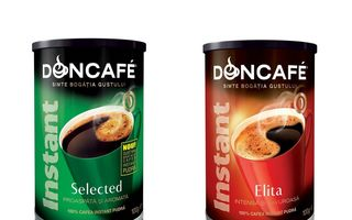 Trăieşte experienţa Doncafé Instant, alături de persoana iubită!