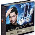"""SET CADOU """"FREEDOM FOR HIM"""""""