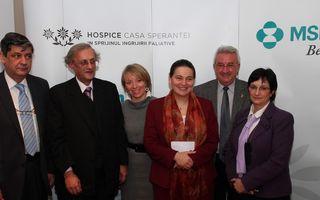 Parteneriat pentru îmbunătăţirea accesului la servicii paliative a pacienţilor diagnosticaţi cu cancer