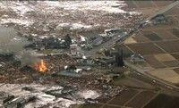 Un cutremur devastator a lovit Japonia: 8,9 grade Richter
