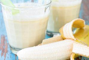 Băutură răcoritoare din banane