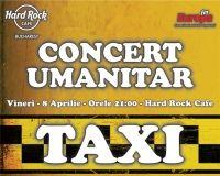 Concert umanitar Taxi si prietenii: Mihai Margineanu si Florin Chilian