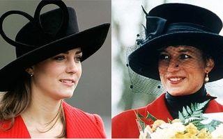 Kate şi Lady Di: 5 deosebiri şi 5 asemănări