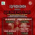 Bamboo Brasov organizeaza cele mai reusite petreceri de 1 Mai