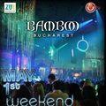 Bamboo Bucuresti, deschis de 1 Mai! After party pe piscina!