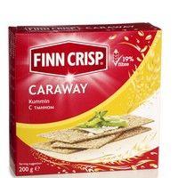 Finn Crisp – un deliciu bogat in fibre