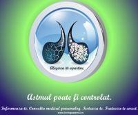 Testari gratuite ale capacitatii pulmonare cu ocazia Zilei Mondiale a Astmului