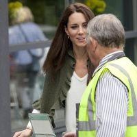 William şi Kate: Cu prinţesa la supermarket