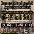 13-15 mai: Iarmaroc de primăvară - Noaptea muzeelor deschise
