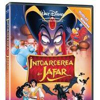 Animatiile clasice Aladdin si Alice in Tara Minunilor se lanseaza pe DVD!