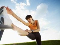 Slăbeşte rapid: 5 exerciţii de făcut în parc