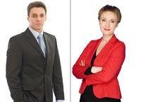 Dana Grecu şi Mircea Badea vor prezenta principalul program de ştiri al Antenei 3