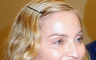 Şoc: Madonna, nemachiată la aeroport