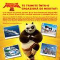 Kung Fu Panda 2 şi Hollywood Multiplex te trimit într-o croazieră de neuitat!
