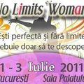 No Limits Woman, un eveniment pentru femei