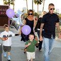 David Beckham are şi o fetiţă