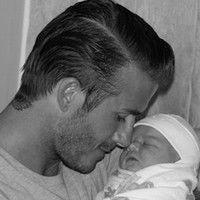 Vezi primele fotografii cu fiica lui David şi a Victoriei Beckham!