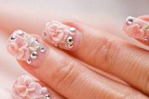 Manichiură acasă: Învaţă să îţi faci singură unghii 3D