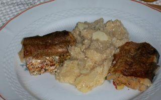 Dietă: Piure de ţelină cu peşte