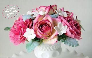 Workshop de design floral la cea  mai chic expozitie de aranjamente florale a verii