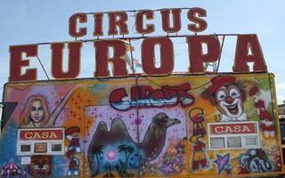 CIRCUS EUROPA la Oradea: Acrobatii, jonglerii si clovni buclucasi