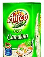 Atifco vă recomandă Orezul Atifco Camolino în haine noi.