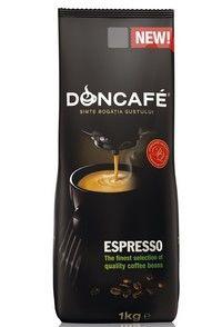 Rafinament şi gust bogat în noul Doncafé Espresso boabe