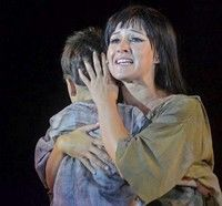 Annamari Dancs - rol principal in cea mai asteptata premiera a Broadway-ului budapestan