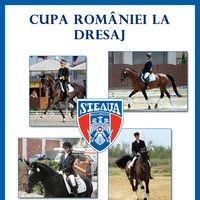O noua editie a Cupei Romaniei la Dresaj, in organizarea CSA Steaua