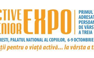ACTIVE SENIOR EXPO – primul targ adresat persoanelor de varsta a treia – isi deschide portile pe 6 octombrie