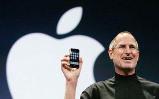Inventatorul iPhone, Steve Jobs, a murit de cancer, la 56 de ani