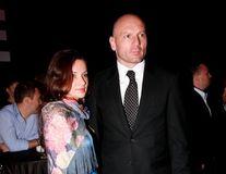 Mirela şi Bogdan Stelea, apariţie elegantă la lansarea Range Rover Evoque