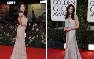 Românca lui DiCaprio: 7 asemănări cu Angelina Jolie
