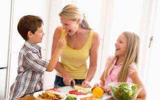 5 paşi pentru a creşte copiii fără bătaie