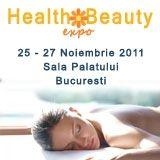 Health & Beauty EXPO – 25-27 Noiembrie 2011 Sala Palatului Editia a II-a