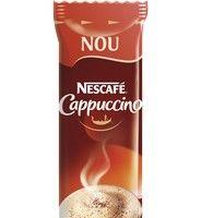Oferă-ţi un moment de relaxare cu NESCAFÉ Cappuccino!