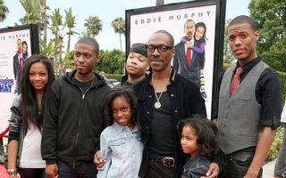 Hollywood: Top 5 cele mai numeroase familii
