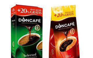 Răsfăţul Doncafé – şi mai mult gust bogat