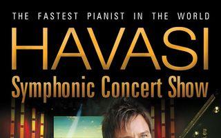 Havasi – Symphonic Red Concert Show!, ultimele pregatiri pentru un spectacol fara precedent