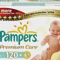 Protecţie de 5 stele de la Pampers Premium Care