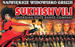 Dansatori zburatori de la Sukhishvili sosesc maine la Bucuresti