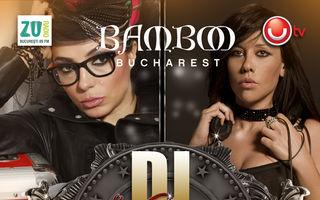 BAMBOO BUCURESTI PREZINTA DJ WANDA SI DJ MISSY JAY DIN ITALIA!