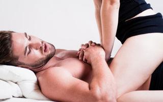 Sex: 18 motive pentru care iubitul tău nu mai ejaculează