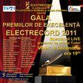 Electrecord premiază legendele muzicii româneşti