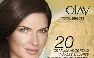 Olay Total Effects – mai mult decat o crema anti-ageing